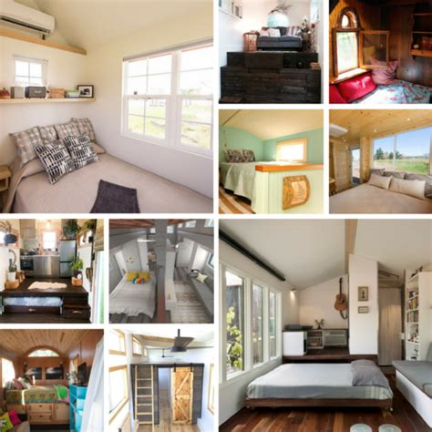 Heirloom Tiny Homes by Top 10 Tiny Houses On Wheels With Downstairs Bedrooms
