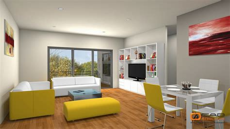 dish out interior design on a platter with architectural