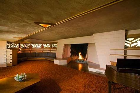 frank lloyd wright interiors frank lloyd wright the fawcett house culture design