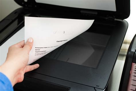 How To Scan A Document And Attach To Email