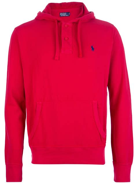 Sweater Hoodie The Last Of Us Front Logo polo ralph drawstring hoodie in for lyst