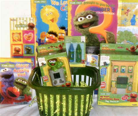 picture books about toys new sesame oscar easter gift basket books