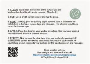 How To Apply Vinyl Wall Stickers Vinyl Decor Boutique Simple Things You Should Know And Do
