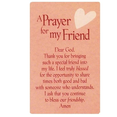 prayer for comfort for a friend christian pocket cards christian prayer cards catalog