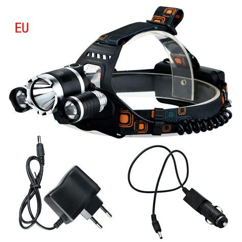cree led rechargeable headl light new 6000 lumens led headl cree xml t6 2r5 led 4 modes
