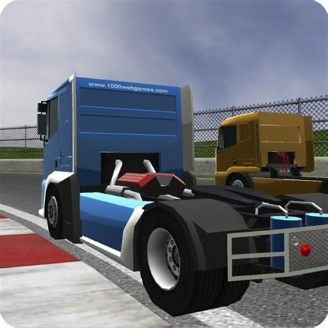 truck 3d racing truck drive 3d racing android