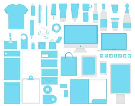 brand identity template 20 free high resolution corporate identity branding