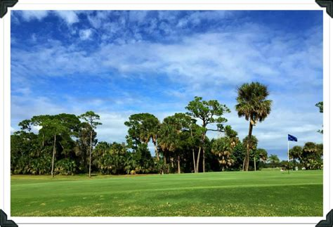 Martin County Search Martin County White Stuart Florida Golf Course Information And Reviews