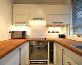 kitchen shaped layout