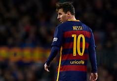Lionel Messi 2016