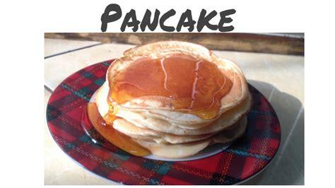 resep membuat pancake tanpa baking powder resep pancake winona bianda youtube