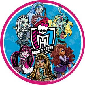 Related products monster high cupcake 9 90 monster high icons sheet