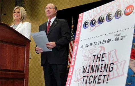 the power winner of matthew good of arizona named second powerball winner ny daily news