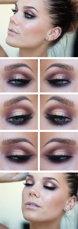 simple  stylish light makeup ideas    daily