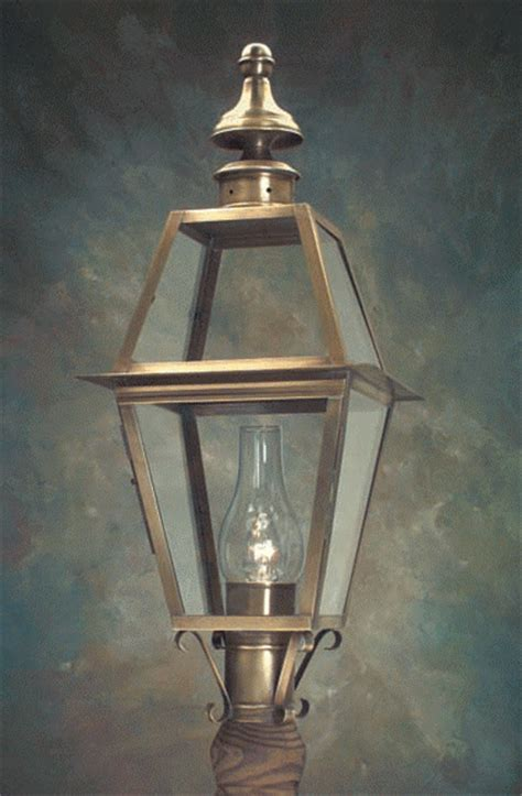 early american exterior lighting early american post lights light handmade in usa
