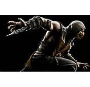 Mortal Kombat X Scorpion Wallpapers  HD