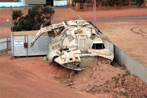 ship underground file coober pedy south australia spaceship from pitch