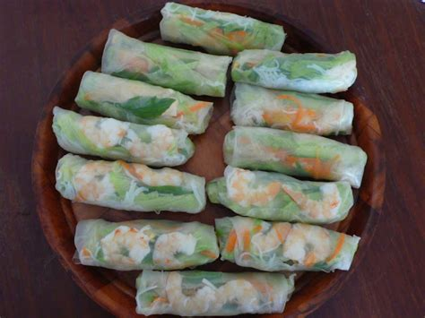 Things To Make With Rice Paper - food endeavours of the blue apocalypse rice