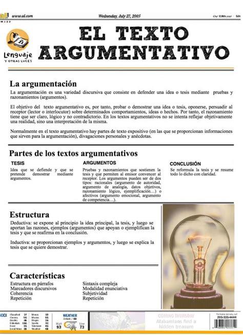 2 textos y estrategias texto argumentativo profevio