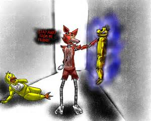 Five nights at freddys by foxypiratecove on deviantart