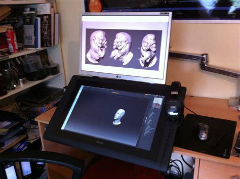 Tablet Untuk Melukis tablet wacom cintiq 22hd review tablet indah untuk para
