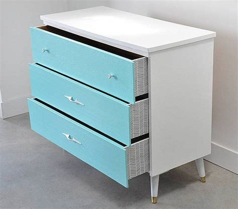 Scrapbook Paper Drawers by 27 Genius Ways To Make Inexpensive Furniture Look Expensive