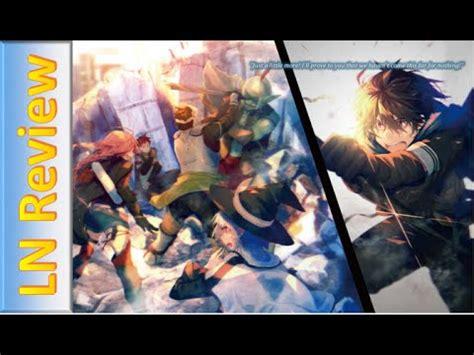 grimgar of and ash light novel vol 5 hai to gensou no grimgar light novel review