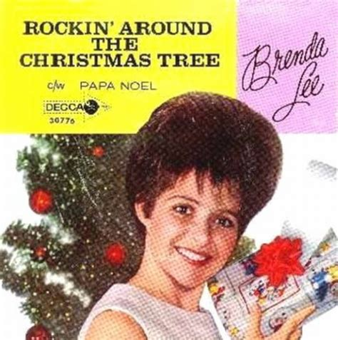 brenda lee rockin around the christmas tree lizardmedia co