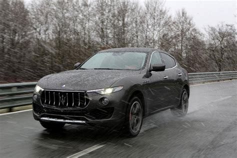 suv maserati black gallery 2017 maserati levante suv in the wild gtspirit