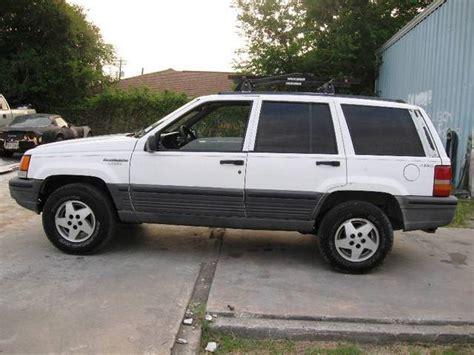1995 Jeep Grand Parts 1995 Jeep Grand Laredo Parts