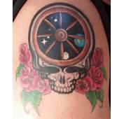 Is My First Grateful Dead Tattoo Picture And Of Course It S