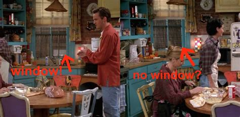 s apartment friends here s one thing you never noticed about s