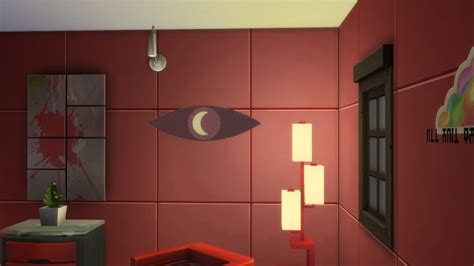 welcome to mod the sims mod the sims night vale esque wall stickers welcome to