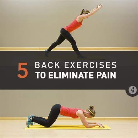 Safe Exercises For Lower Back 17 Best Images About Mah Baaaaaaaaaaack On Si