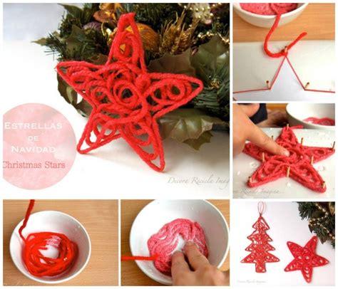 diy ornaments yarn 40 ornaments kitchen with my 3 sons
