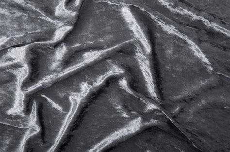 tischdecken pannesamt pannesamt stoff grau
