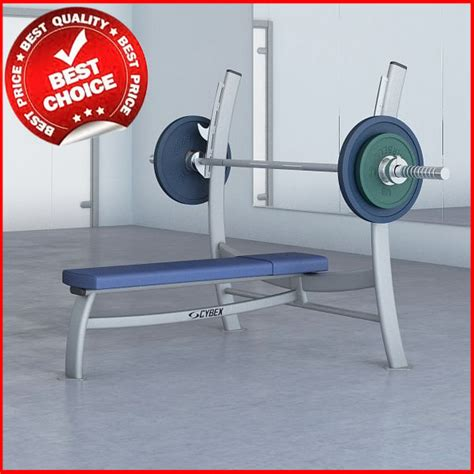 bench press free weights weights olympic bench press 3d max