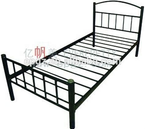 Strong Single Bed Frame Strong Single Stackable Metal Bed Frame Single Folding Bed Price Buy Single Folding