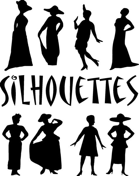 2015 fashion silhouettes fashion history silhouettes hairstylegalleries com