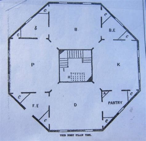 octagon house floor plans tourism for locals mcelroy octagon house a gem of archtitectual experimentation the exhibitionist
