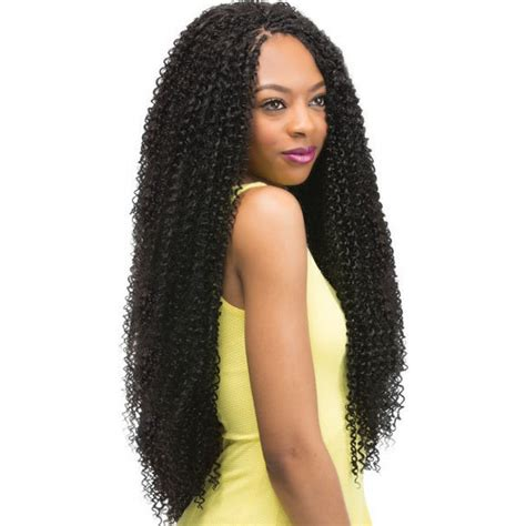 hairstyles with xpression braids outre x pression braid jerry curl 24 quot braided weave