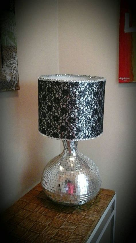 silver sequin l shade 1000 images about i love lamps on pinterest