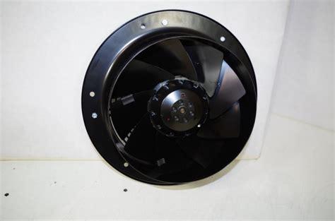 ebm papst blower fan ebm papst exhaust fan blower w2e200 c138 73 230vac 50