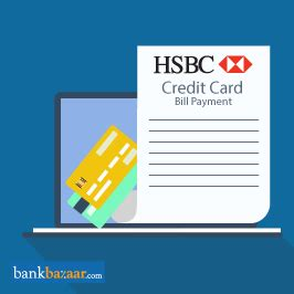 hsbc credit card make payment how to pay hsbc credit card bill payment