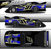 2012 Tommy Beck Dirt Late Model Wrap By 54warrior On