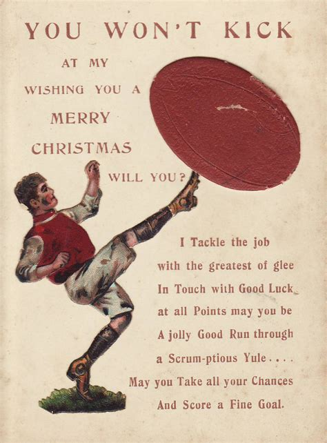 happy rugby christmas  images   day rugby wrap
