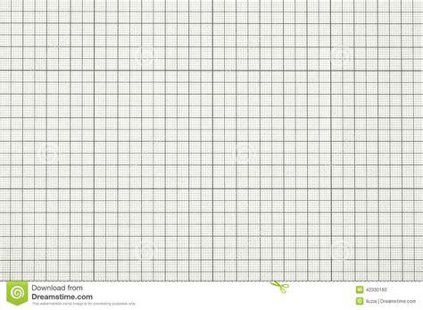 quadrato della carta millimetrata fotografia stock