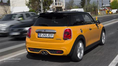 2014 mini cooper s hardtop 2014 mini cooper s hardtop first drive autoevolution