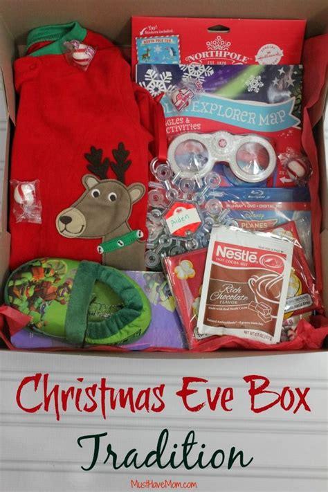 ideas xmas eve box christmas eve box tradition ideas christmas