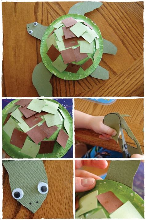 Turtle Paper Craft - 1000 ideas about sea turtle crafts on turtle